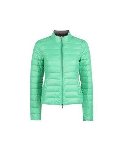Зеленая куртка Patrizia Pepe