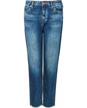 Укороченные джинсы Armani Exchange