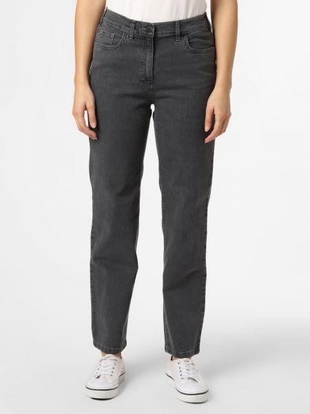 Szare mom jeans Zerres