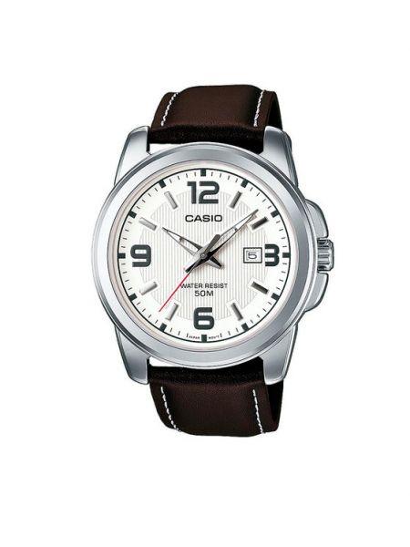 Zegarek - brązowy Casio