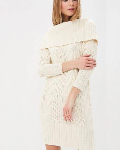 Вязаное платье трикотажное весеннее Love Republic