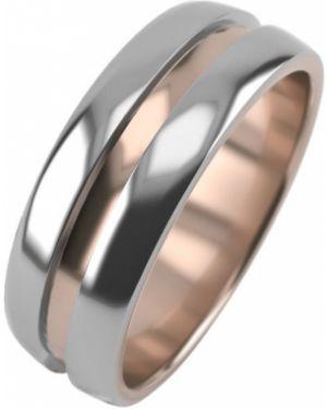 Кольцо позолоченное - желтое Graf кольцов