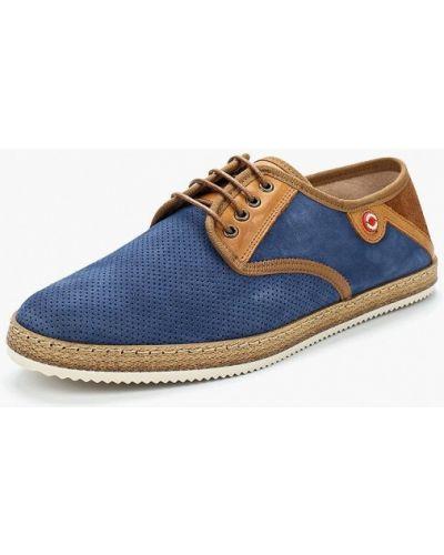 Синие туфли Nobrand