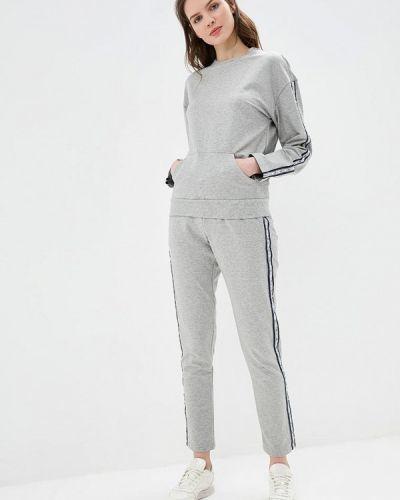 Спортивный костюм серый Conso Wear