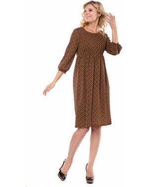 Повседневное платье на пуговицах платье-сарафан Zip-art