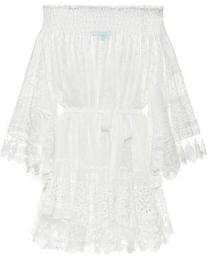 Белое летнее платье Melissa Odabash