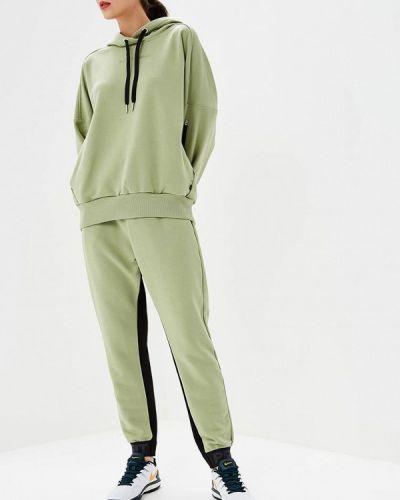 Спортивный костюм зеленый Profit