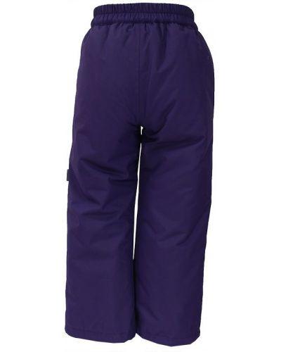 Брюки фиолетовые с подкладкой Huppa