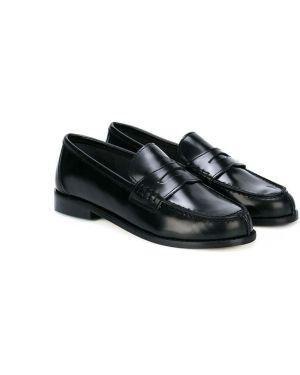 Лоферы кожаный для обуви Prosperine Kids