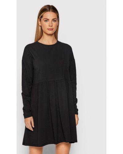 Czarna sukienka casual Noisy May