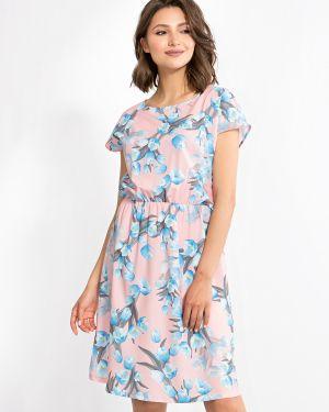 Летнее платье с цветочным принтом платье-сарафан Jetty