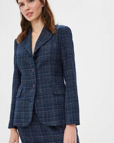 Синий пиджак осенний Gregory