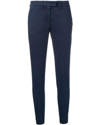 Классические брюки чиносы с карманами Incotex