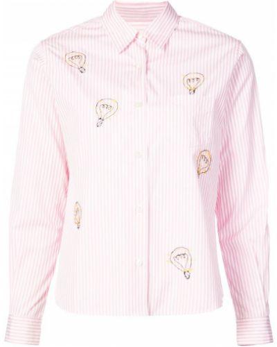 Розовая рубашка Jimi Roos