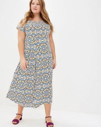 Повседневное платье весеннее Lina