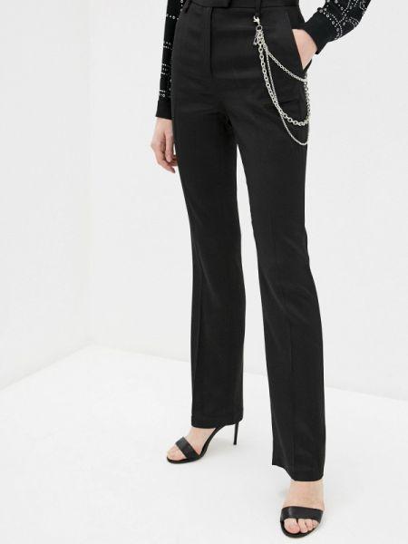 Классические брюки черные весенний Just Cavalli