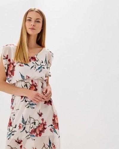 Бежевое платье Bruebeck