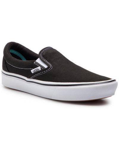 Czarne majtki Vans