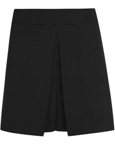 Короткие шорты черные свободные Alexander Wang