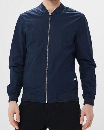 Куртка синяя Springfield