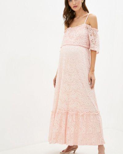 Прямое розовое платье Lc Waikiki