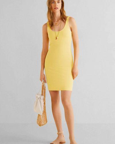 Платье платье-майка весеннее Mango