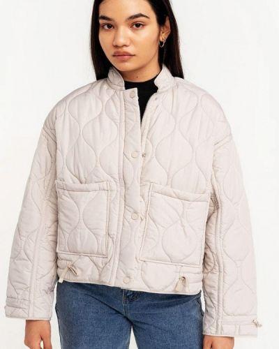 Утепленная куртка - бежевая Befree