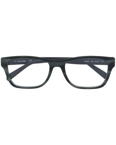 Серые очки Calvin Klein