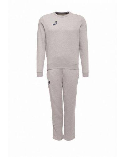 Спортивный костюм серый Asics