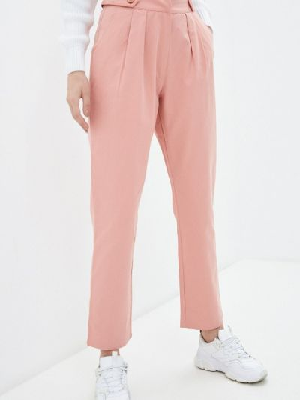 Повседневные розовые брюки Compania Fantastica