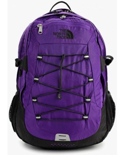 Фиолетовый рюкзак городской The North Face