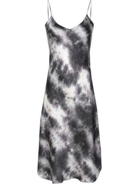 Платье на бретелях с V-образным вырезом Nili Lotan