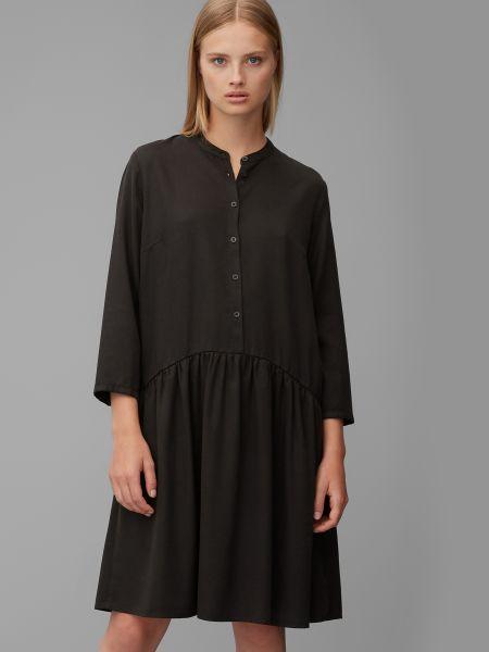 Джинсовое платье - черное Marc O'polo Denim