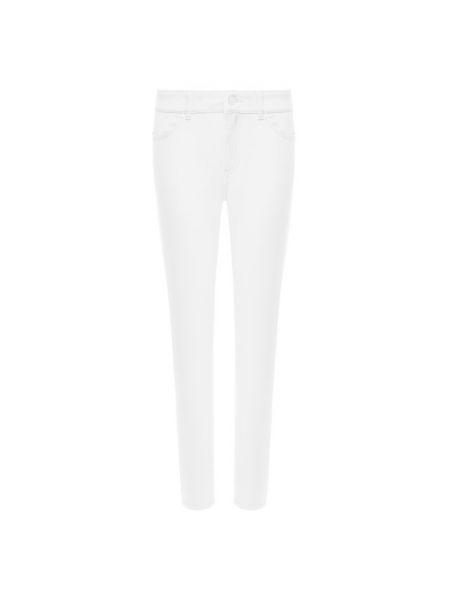 Хлопковые джинсы - белые Escada Sport