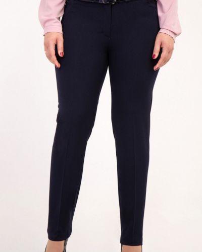 Классические брюки синие Das