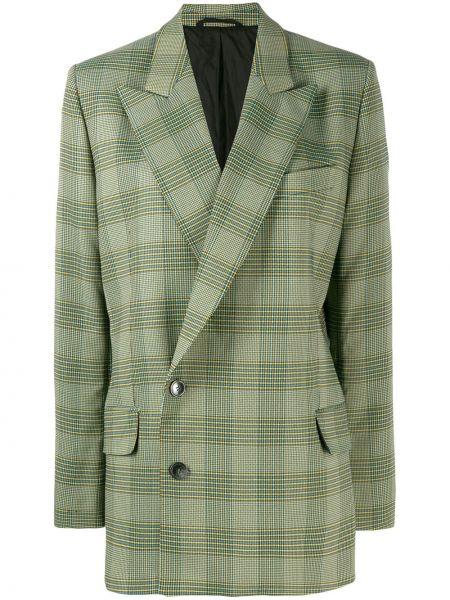 Пиджак на пуговицах свободного кроя A.f.vandevorst