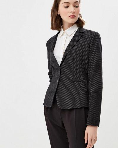 Черный пиджак осенний Gerry Weber