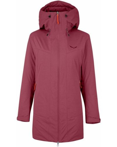 Куртка мембранная - красная Salewa