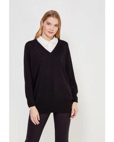 Черный пуловер Delicate Love