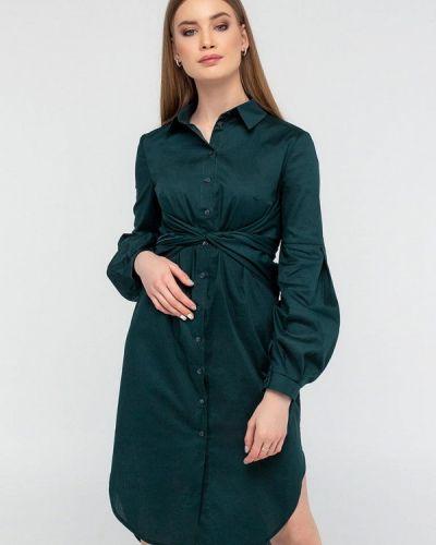 Платье - зеленое Viravi Wear