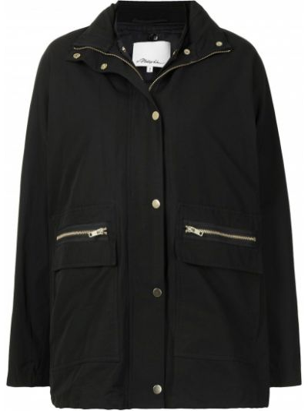 Нейлоновая куртка - черная 3.1 Phillip Lim
