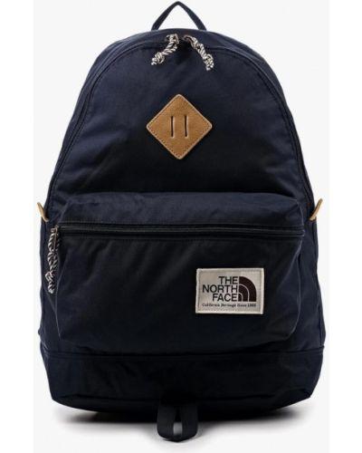 Синий рюкзак из полиэстера The North Face