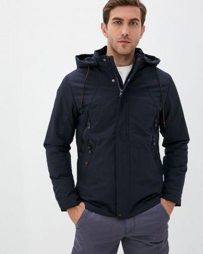 Теплая синяя куртка Winterra