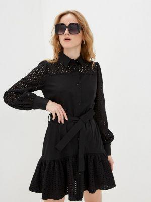 Черное платье Anastasya Barsukova
