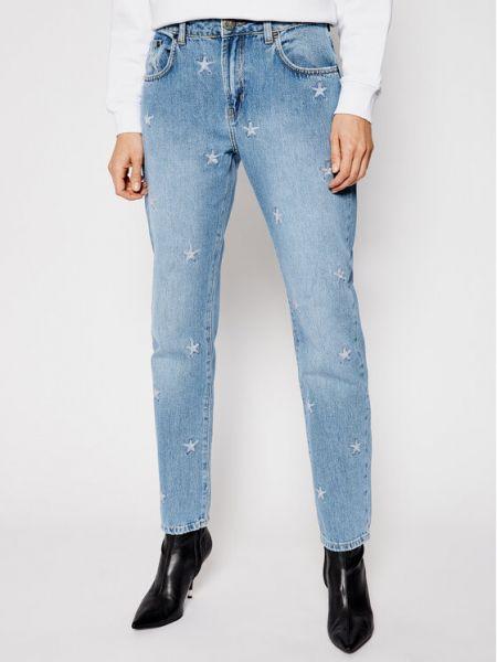Mom jeans - niebieskie One Teaspoon