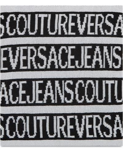 Szal - biała Versace Jeans Couture