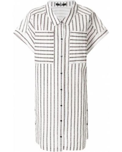 Платье платье-рубашка хлопковое Karl Lagerfeld