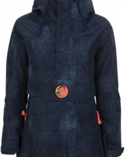 Утепленная куртка с капюшоном спортивная O`neill