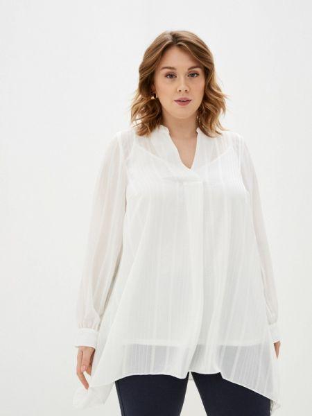 Белая блузка Evans