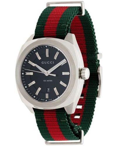 Часы водонепроницаемые классические коричневый Gucci
